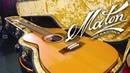 Обзор электроакустической гитары MATON SRS808