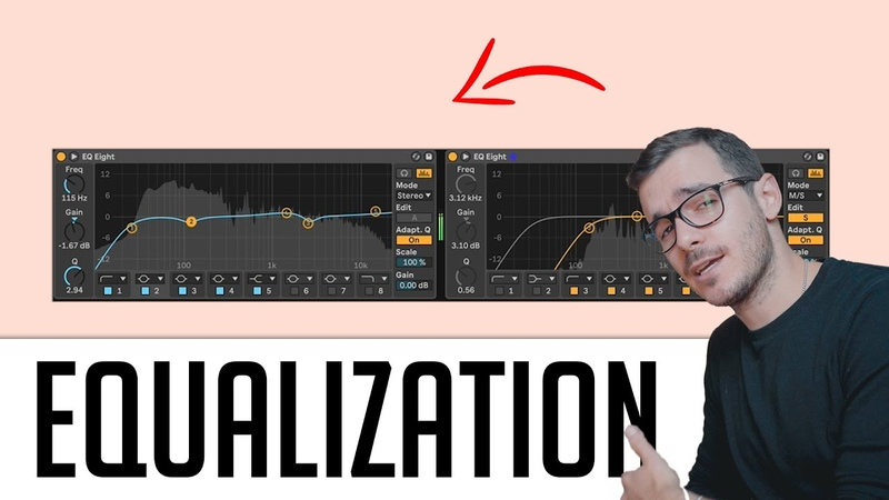 MASTER your DEMO in Ableton - EQ (PART 1) | Noize London