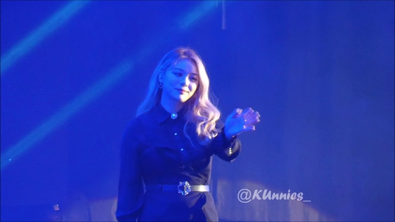 FANCAM 190504 Ailee I Will Go To You Like the First Snow @ 2019 K POP BIG5 CONCERT