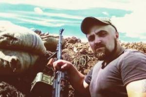 Сегодня простились с погибшим военным Тихоном Курбатовым