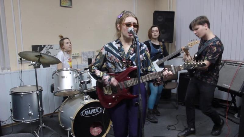 PASSIVE VOICE - Babochki (live)