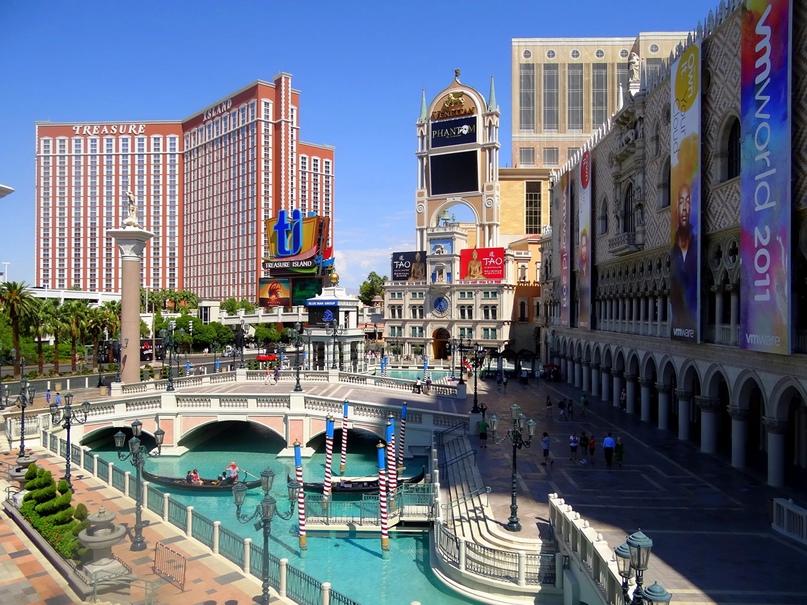 Обзор курорта Лас-Вегас (США), изображение №4