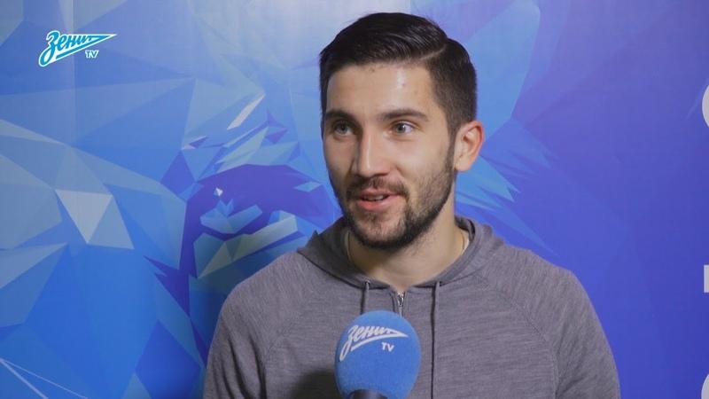 Алексей Сутормин: «Сегодня мы забили красивые голы и выиграли заслуженно»