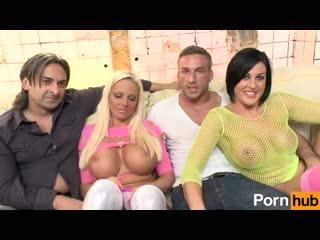 Сисястые шлюшки на секс кастинге Jordan Pryce (Porn Anal Sex Fuck Ass lick Milf Squirt Group GangBang Порно Секс Оргия xxx 18+)