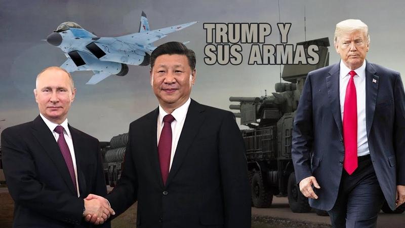 Detrás de la Razón China compra poderoso Su 35 y S 400 a Rusia Trump intenta detenerlos