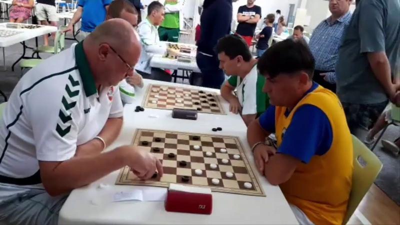 Митченко - Норвайшас. Командный чемпионат мира 2019