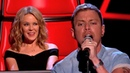 Lee Glasson performs 'Can't Get You Out Of My Head' The Voice UK BBC