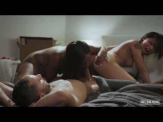 Chanell Heart, Honey Gold - New Neighbors - Porno, Sex Asian Ebony Teen Petite Blowjob Doggystyle, Porn, Порно