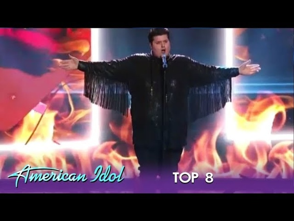 Wade Cota Crushes His FIGHT Song We Are The Champions | American Idol 2019