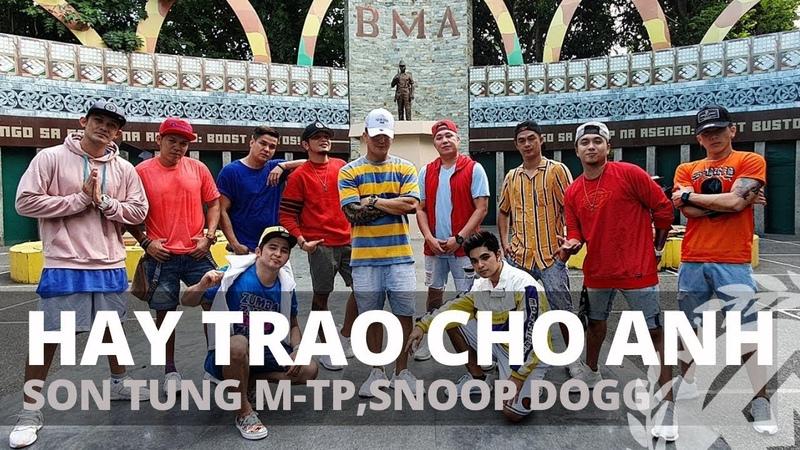 HAY TRAO CHO ANH by Son Tung M-TP,Snoop Dogg | Zumba | Vietnam Pop | TML Crew Kramer Pastrana