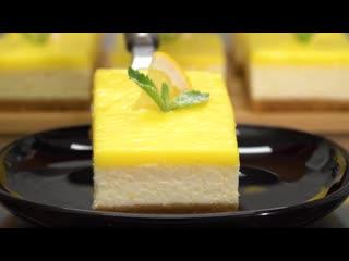 Лимонная Вкуснятина! Простейший Рецепт Чизкейка - Кулинарим с Таней