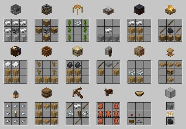 Моды для майнкрафта 0.14.1 интересные вещи и блоки