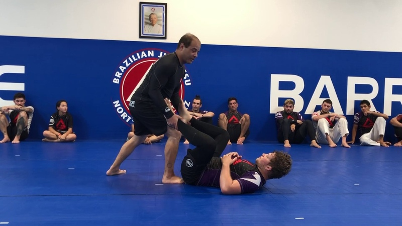 Prevent Arm Drags and Leg Entanglements NoGi with Prof Dave