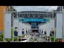 방탄소년단, 영국 침공…런던은 이미 축제 분위기 / 연합뉴스TV (YonhapnewsTV)