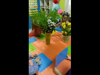 цветочный мастер-класс 🌺