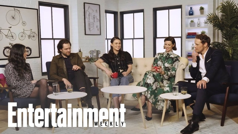 The Most Exciting Things On This Season Of Outlander According To The Cast Entertainment Weekly