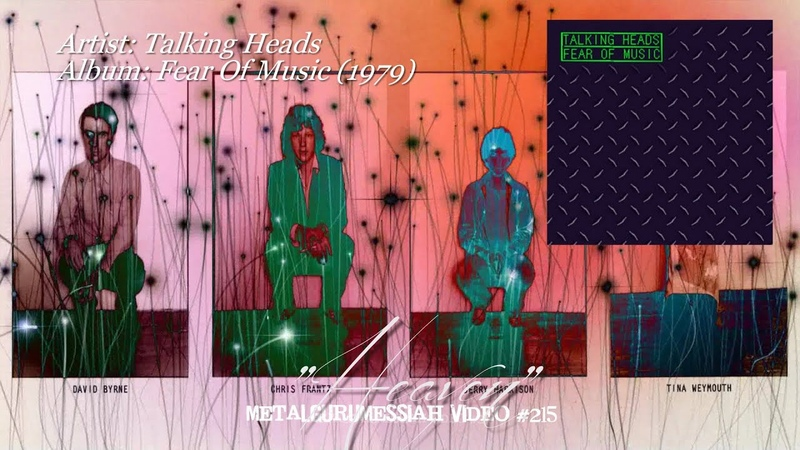 Heaven - Talking Heads (1979) FLAC Remaster HD 1080p