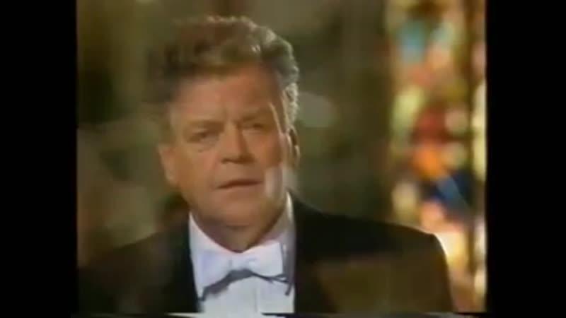 Арнольд Шёнберг УЦЕЛЕВШИЙ ИЗ ВАРШАВЫ 1984 Хор и Симф орк Бамберга дир Хорст Штайн русские субтитры