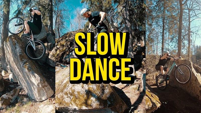 Slow dance Old school biketrial edit Eirik Ulltang