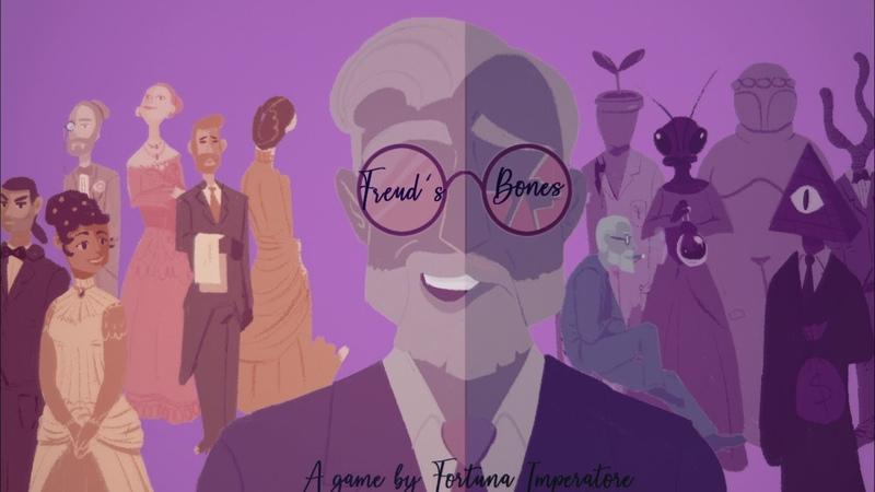 Freud's bones the game OfficialTrailer