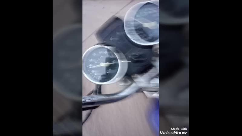 Разгон альфы Vento riva II
