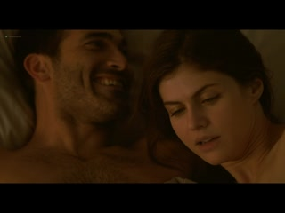 "Александра даддарио (alexandra daddario hot scenes in ""can you keep a secret?"" 2019)"