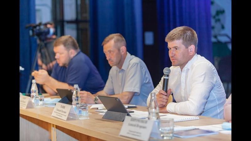 В городе Куровское прошли обсуждения в форме публичных слушаний по рекультивации полигона Заволенье