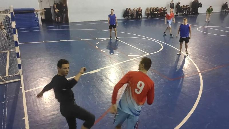 VIII кубок Козульского района по мини футболу 2019 2020 МФК Юниор Заря 1 4 финала