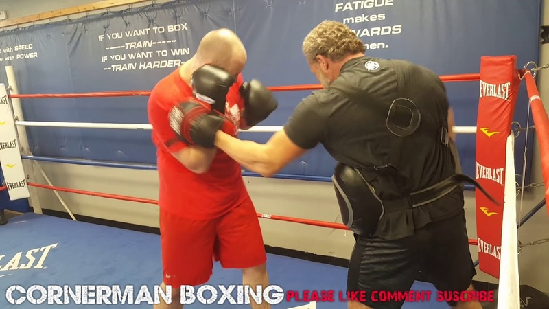 ADAM KOWNACKI MITT WORK WITH KEITH TRIMBLE AHEAD OF BIG MAIN EVENT BOUT MARCH 7TH @ BARCLAY'S CENTER