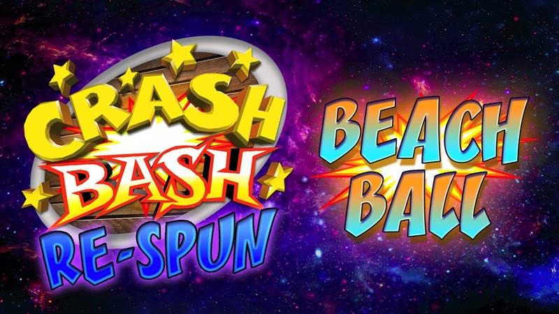 Beach Ball (Remix) - Crash Bash: Re-Spun