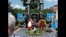 Открытие и освящение в Кишинёве памятника кадетам, суворовцам и нахимовцам, павшим за Отечество