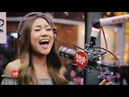 Morissette covers Rise Up on copyright bus