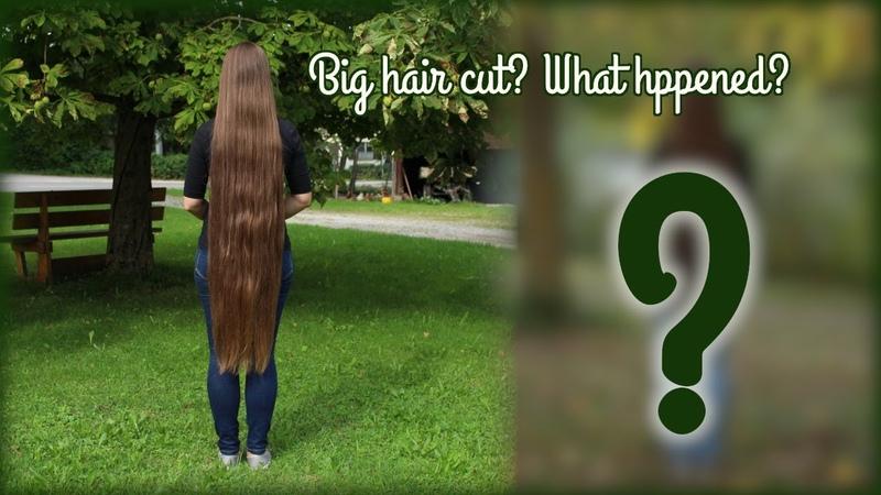 Große Veränderungen: meine neue Haarlänge (englische Untertitel)