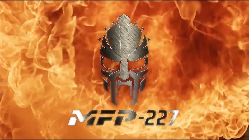 MFP 227 Modern Fighting Pankration