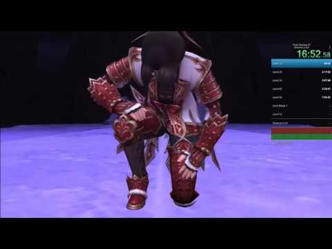 Final Fantasy XI speedrun in 9 42 14 retimed former WR