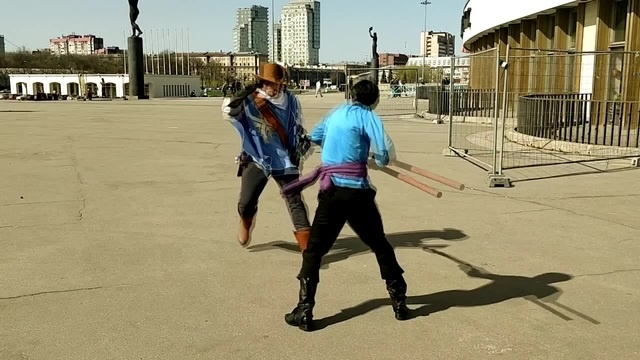 ULTIMATE FANDOM COSPLAY FIGHTING Vol.2: Athos vs. Spock