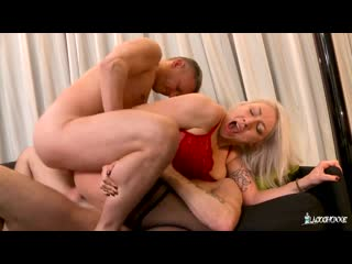 Mature Julie Holly Stretches Anal [Mature, Anal, DP, MILF, Threesome]