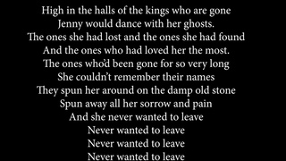 NEVER WANTED TO LEAVE Game of Thrones   Season 8 Episode 2 SONG LYRICS