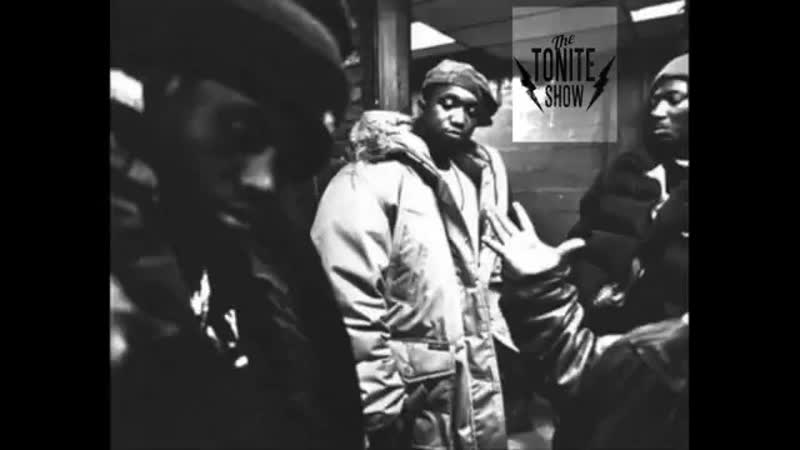 DJ Fresh- imagine The Tonite Show With Kool G Rap Nas colab tape.