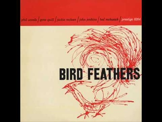 Phil Woods / Gene Quill / Jackie McLean  – Bird Feathers