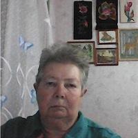 Сидорова Галина (Борищева)