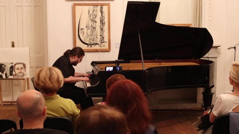 Joseph Haydn Piano Sonata h-moll Hob. XVI:32 - Andrey Neganov, piano