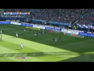 Чемпионат Голландии 2017-18. 4-й тур Херенвен - Фейеноорд