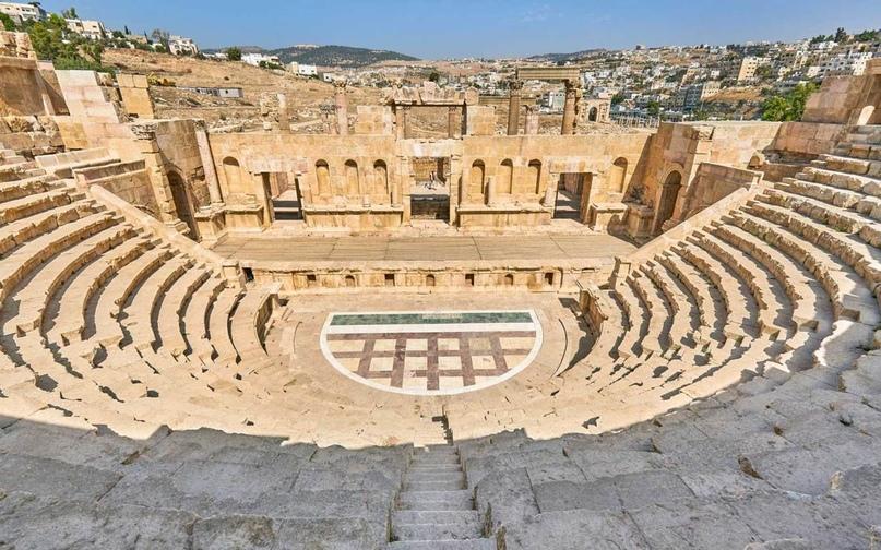 Обзор курорта Джераш (Иордания), изображение №2
