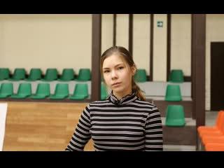 Анастасия шаманова - о программе dream team