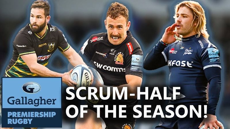 Who Is The Best Scrum-Half In The Premiership?   Fans Team Of The Season