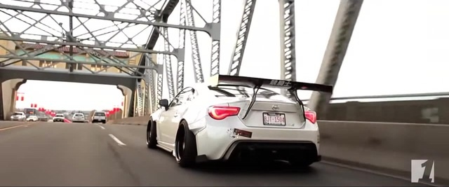 Circuit Soul Rocket Bunny FR-S - BOX One Collective - Valenti Lights