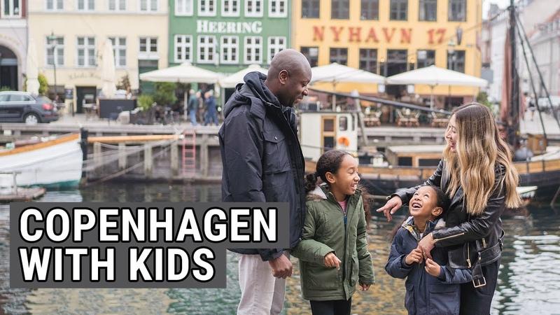 Things to Do in Copenhagen With Kids - Copenhagen Vlog - Top Flight Family - Luxury Family Travel
