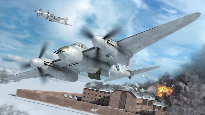 2 Dünya Savaşının Sırları Mosquito