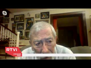 Вахтанг Кикабидзе: Если Бог даст и власть в России сменится, я первый туда приеду